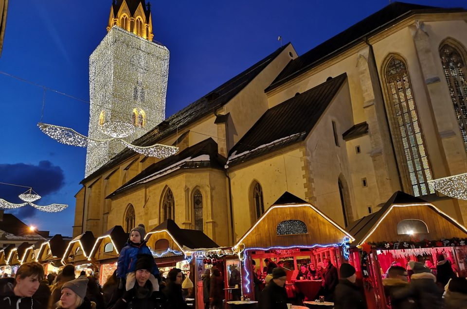21. december 2019: Božični sejem na avstrijskem Koroškem