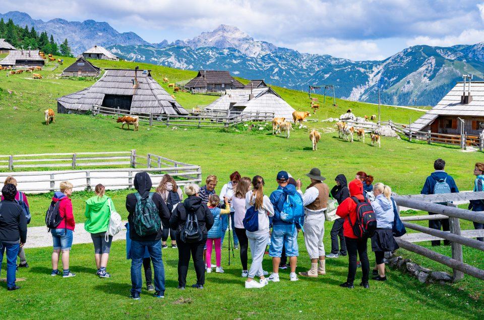 19. julij 2021: Velika planina – pastirska pravljica v neokrnjeni naravi