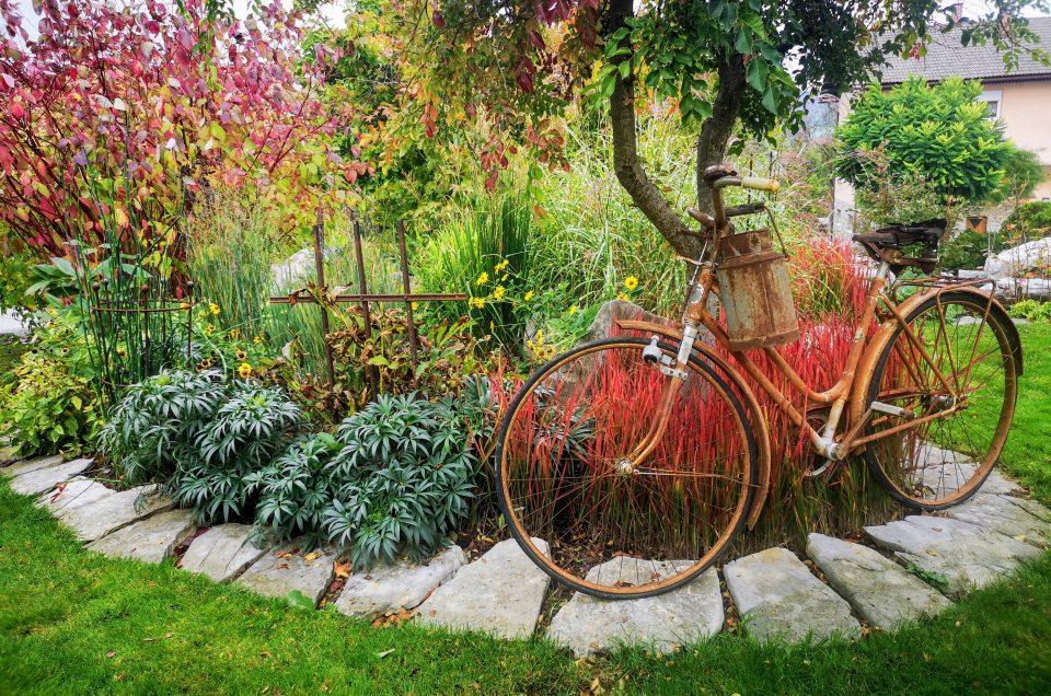 9. oktober 2021: Jesenske barve Ribnice in njenih okoliških vrtov